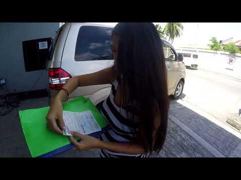 Car Registration Naga City Camarines Sur Philippines 1 of 2 Vlog313