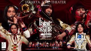 Gambar cover JKT48 Team J - Fajar Sang Idola Setlist