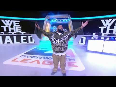DJ Khaled's Overwatch League Performance Mp3