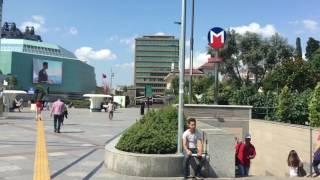 مول جواهر في أسطنبول ( وشرح طريقة الوصول للمول بالترام والمترو )