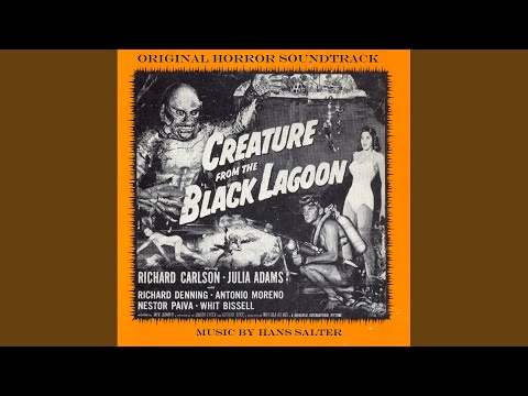 The Creature Form The Black Lagoon