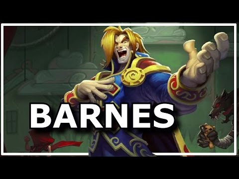 Hearthstone - Best of Barnes