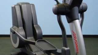 Used Life Fitness 95X Engage Crosstrainer for sale