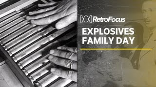 Family Day At The Explosives Factory (1960) | RetroFocus