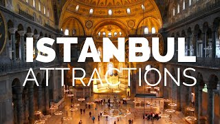 10 Top Tourist Attractions in Istanbul - Travel Video thumbnail