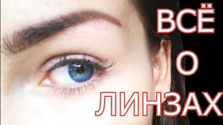 Линзы Для Глаз|Цветные Линзы|Как Надевать,Снимать,Хранить(, 2016-09-10T14:59:53.000Z)