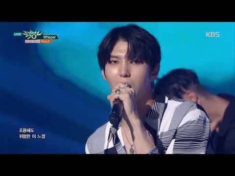 뮤직뱅크 Music Bank - Whisper - 빅스LR (Whisper - VIXX LR).20170915