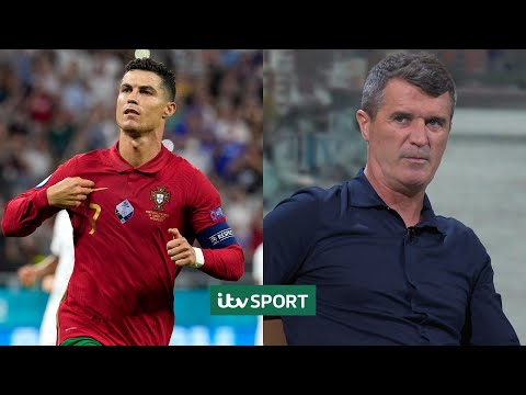 He's the most intelligent player I've ever seen - Roy Keane on Cristiano Ronaldo | ITV Sport