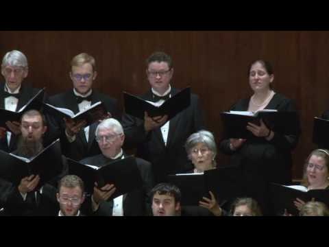 Brazos Valley Chorale Holiday Concert 2016