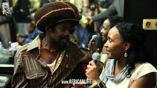 Videointerview, Cocoa Tea, 19.12.2013, Flex, Vienna