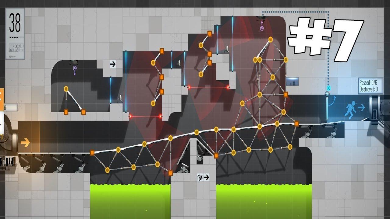 Build a bridge 21, 22, 23, 24, 25 уровень прохождение | Все уровни | 720x1280