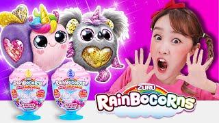 레인보우콘 젤리 쉐이크 서프라이즈 장난감 Rainbocorns Jelly Shake Surprise