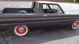 1964 Ford Ranchero (TRUCK IS SOLD)