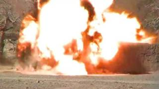 DANGER CLOSE IED EXPLOSIONS IN AFGHANISTAN