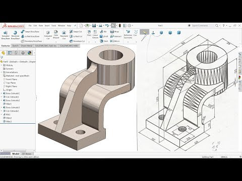 Solidworks CSWA [Questions & Solutions] | Q#4 by Computer Aided