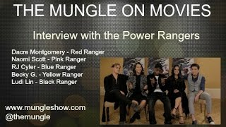 Power Rangers Interview