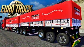 Euro Truck Simulator 2 - Viagem de Bitrem