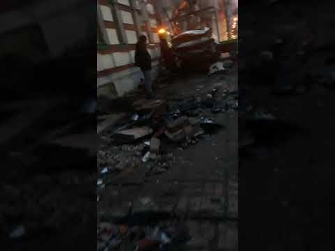 Авария в мечеть города твери
