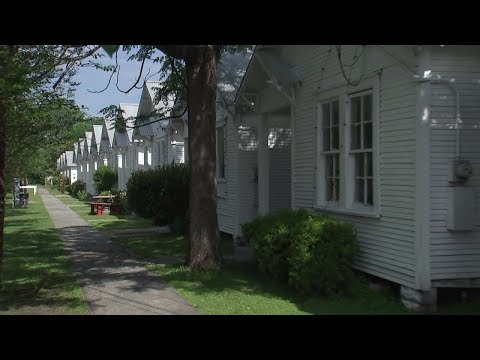 Hometown Friday - Project Row Houses in historic Third Ward of Houston