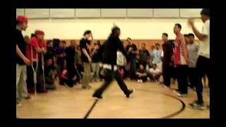 B-Boy Blakk 2009-2011 | Renegade Rockers | Cloud 9 Tribe