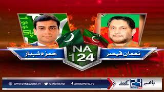 Lahore Se Qaumi Assembly Kay Halqon Ki Surat-e-Haal