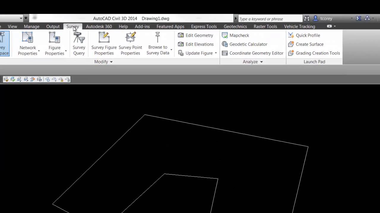 Autocad civil 3d cogo editor youtube for 3d object editor