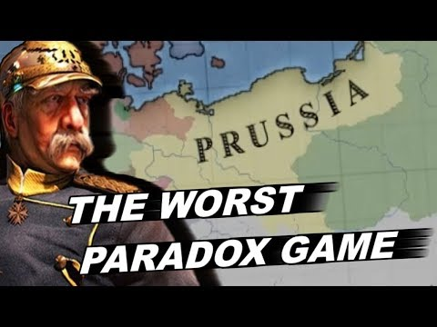 The Worst Paradox Game - Yellow Prussia