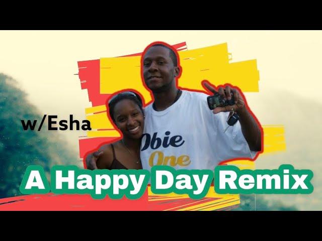 OBIE ONE B.A.- A Happy Day Remix