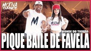 Baixar Pique Baile de Favela - Bonde do Tigrão   Motiva Dance (Coreografia Oficial)