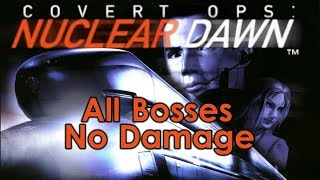 Covert Ops: Nuclear Dawn - All Bosses