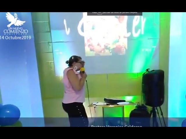 Predica # 124 - NO TE DEJES ENGANAR - Pastora Verónica Calderon