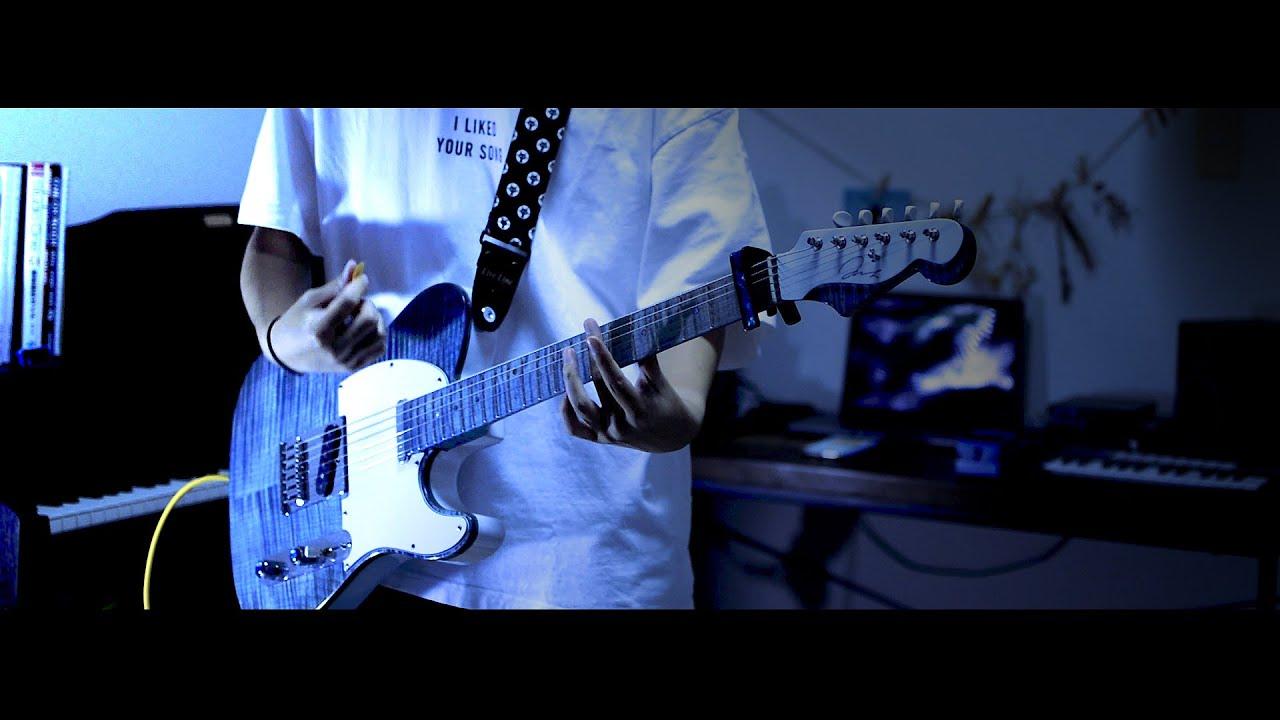 爆弾魔(Re-Recording)-ヨルシカ|Backing Guitar Cover By 雨音 空