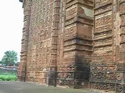 bishnupur Jor Bangla Temple