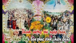Mừng Các Thánh Tử Đạo Việt Nam - demo - http://songvui.org