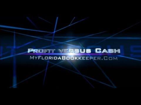Cash Flow versus Profit
