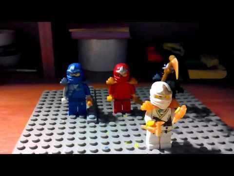 Лего ниндзя го смотреть 7 сезон 48 серия