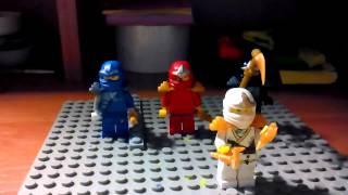 Лего ниндзяго 1 сезон 6-7 эпизод