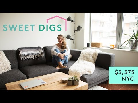 What $3,375 Will Get You In NYC | Sweet Digs | Refinery29