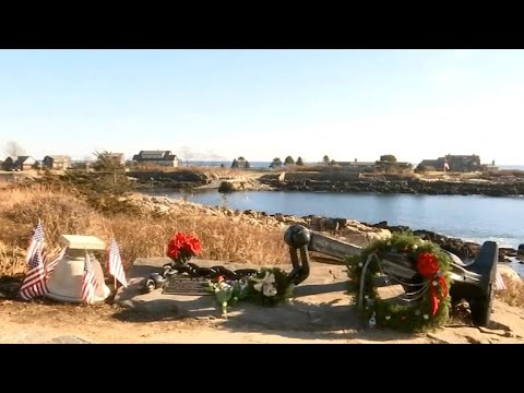 The Bush Family Legacy In Kennebunkport Maine Youtube