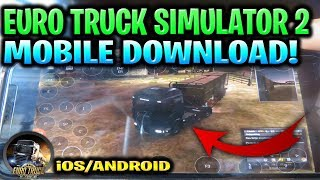 Download lagu How to Download Euro Truck Simulator 2 For Android/iOS ✅ Euro Truck Simulator 2 Mobile Download