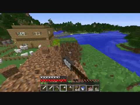 Paul's Gaming - Minecraft (World 2) part47 - Down and Up