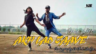 AKH LAD JAAVE - Loveratri | Badshah | Dance Video | Choreography Kartik X Shailja | @kartiksdance
