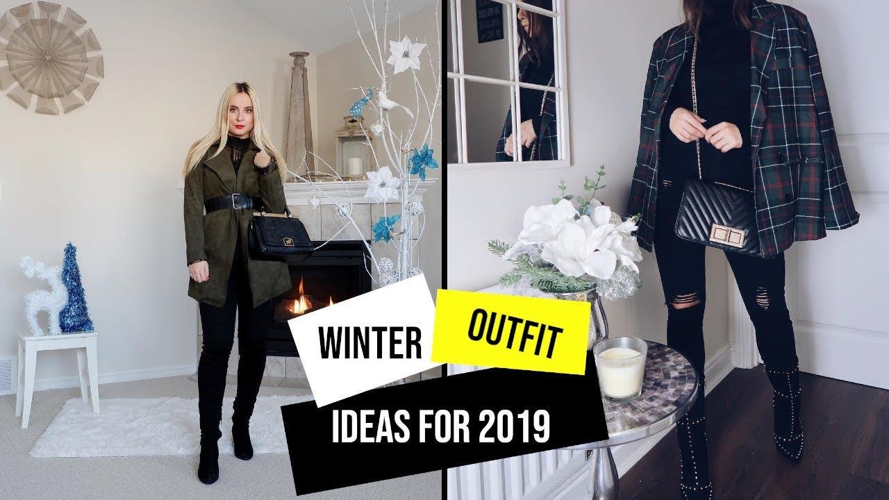 25 WINTER OUTFIT IDEAS TO SLAY IN 2019   ROPA DE MODA 2k19 1
