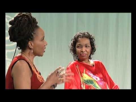 """DIANA PHARR  - """"Healer, Teacher and Spiritualist"""" - SISTAH TALK TV SHOW -  September 17, 2011"""