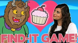 Can You Find Belle's Cupcakes? | Story Time with Ms. Booksy | Fun Kids Games at Cool School