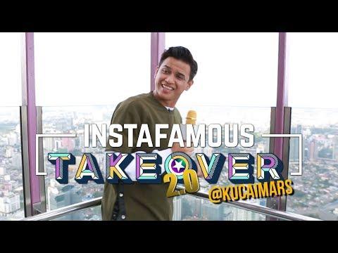 Instafamous Takeover 2.0 | Kucaimars Gayat Rupenyeee!
