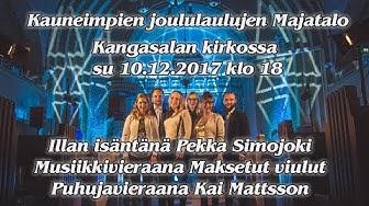 2017-12-10 Kauneimpien joululaulujen Majatalo - Kangasala