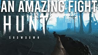 This fight is the reason you should play Hunt Showdown