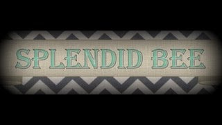 Splendid Bee: Review (Giveaway CLOSED!)