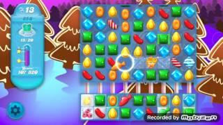 Candy Crush Soda Saga Level 650 (3 Stars)